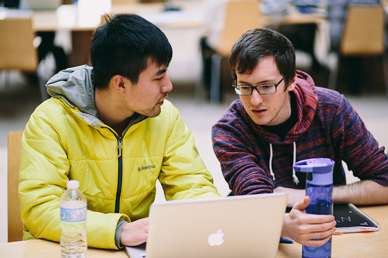 Student Learning  - Experiential Learning. Photo Credit: Jon Chiang