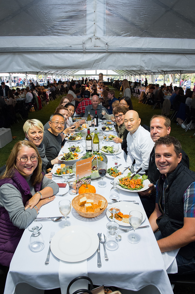 The Harvest Feast Photo Credit: Don Erhardt